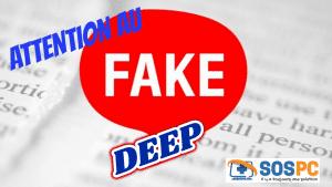 Actu en bref : attention au DeepFake, le chantage malsain qui pourrait faire des ravages.