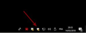 comment ajouter une exception Windows Defender