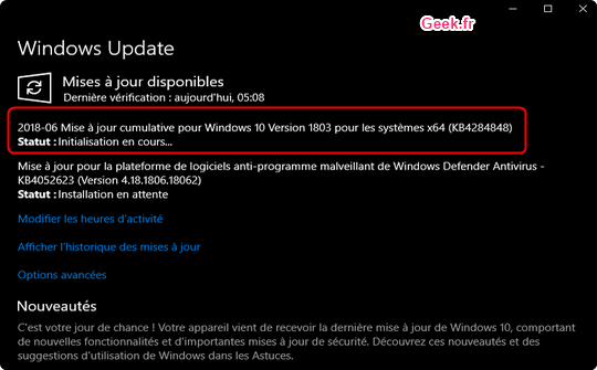 windows-10-1803-KB4284848